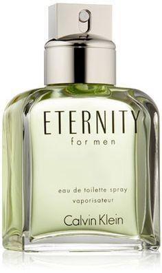 Top 10 Best Long Lasting Perfumes For Men: 4. Calvin Klein ETERNITY for Men Eau de Toilette