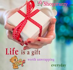 Buy Gifts Online, Life Is A Gift, Amazing Gifts, Unusual Gifts, Free Delivery, Portal, Best Gifts, Gift Wrapping, Free Shipping
