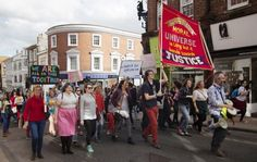 March for Optimism - Starts 4pm in Andover Today