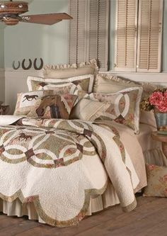 Horse Quilts Bedding Horse Quilt Bedding Set Cowgirl Bedding   Co Nnect.