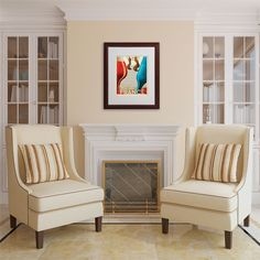 'Vin Francais' by Anderson Design Group Framed Graphic Art