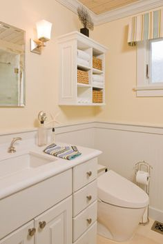 Cape Cod Bathroom Design Ideas | 3,003 Cape Cod Beach Cottage Home Design  Photos