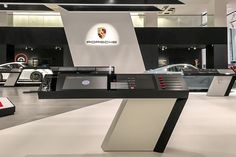 'Fascination Sports Cars – The Future of Performance' Porsche exhibition by VAVE, Berlin – Germany » Retail Design Blog