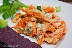 Chicken Recipes Buffalo Chicken Dip recipe
