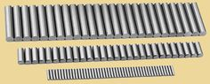 Cylindrical roller manufacturers are available across the globe, since this is one of the most common mechanical parts used in business and industrial applications.