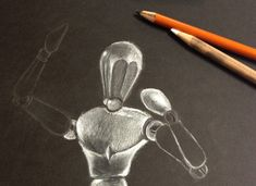 Body Proportions – Wooden Mannequin Drawings – 2 Lessons