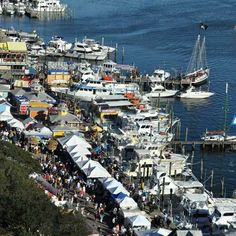 Destin, the World's Luckiest Fishing Village