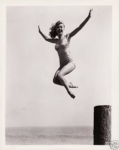 Vera Ellen (famous for role as Judy in White Christmas)