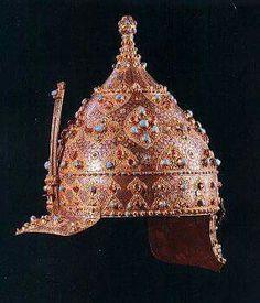- Casco de Suleyman el Magnifico