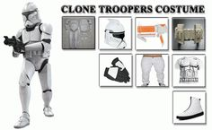 20 HALLOWEEN STAR WARS COSTUMES FOR FAN & COSPLAYERS - FIND YOUR FUTURE Star Wars Halloween Costumes, Rogue One Star Wars, Star Wars Cast, Guardians Of The Galaxy, Rogues, Steven Universe, Harley Quinn, Finding Yourself, Articles