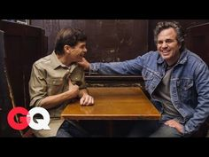 GQ: Mark Ruffalo Is a Pretty Great Reporter, According to the Reporter He Plays in 'Spotlight' - Mark Ruffalo sits down for a chat with the Boston Globe's Michael Rezendes.