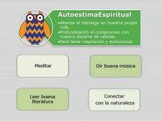 ¿Qué es autoestima? / Desarrollo Personal  ► @FidesWeb_us