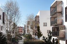 C-CC007LR - Archikubik > Eco Quartier Carnot-Verollot  #woning #appartementen…