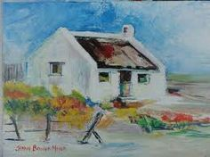 Cape Dutch Cottage Canvas Painting Projects, Fabric Painting, House Painting, Sketch Painting, Watercolor Paintings, Landscape Art, Landscape Paintings, South African Art, Cottage Art