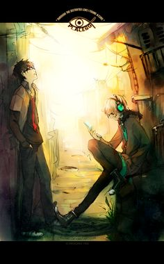 Fisheye Placebo: Concept Art by yuumei.deviantart.com on @deviantART (Fisheye Placebo)