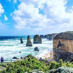 12 apostles Great Ocean Road  #memories #wspomnienia #travel #travelgram #australia #aussie #greatoceanroad #paradise #polishgirl #me #blonde #bestie #chillout #magic #moments #instagram #instalife #travelphotography #instatravel #visitgreatoceanroad #12apostles  #pacific #ocean #amazingtime #amaizingview #portcambell #nationalpark @sandraways  by malgo_rzataa http://ift.tt/1ijk11S