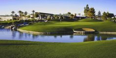 "Ocotillo Golf Club, in Chandler, AZ, has been open since 1986 and was rated 4.5 out of 5 stars on Golf Digest's ""Best Places to Play"" in 2008! #GolfCourseOfTheDay 