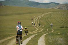 Roads of Mongolia