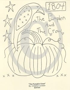The Pumpkin Crow - Click Image to Close