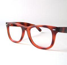 vintage brown tortoise shell wayfarer glasses round eyewear fashion modern accessories accessory mens womens ladies