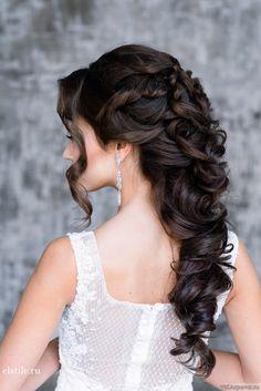 make up and hair - brydal style - by Elstile (elstile.com)