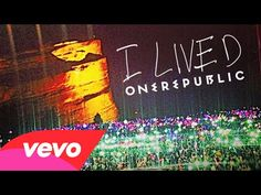 "Preorder the ""Native"" double vinyl repack (limited amount signed by OneRepublic!) now: smarturl.it/NativeLP Music video by OneRepublic performing I Lived. Music Songs, Music Videos, Throwback Songs, Breathe In The Air, Death Of A Bachelor, Like This Song, Pop Rock Bands, One Republic, My Live"