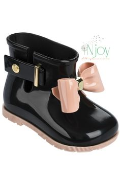 701dda1e557 Mini Melissa Sugar Rain Bow Boot