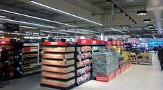Visite du tout dernier concept d'hyper lancé par Carrefour en fin d'année 2015. #Retail #tendance #concept #homemade #omnicanal