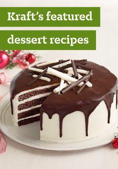 Discover Dessert Recipes