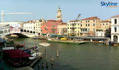 Live Cam Venice - Rialto Bridge