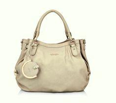 handbag #claire beige #LiuJo