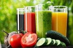 Drink These 4 Fresh Juices To Clean Your Kidneys And Purify Your Blood Flow