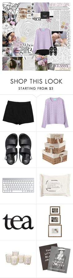 """""""~ O51O15"""" by khieug ❤ liked on Polyvore featuring PATH, Acne Studios, ASOS, Chanel, Mamas & Papas, Color Me, H&M, Williams-Sonoma, Tocca and Steidl"""