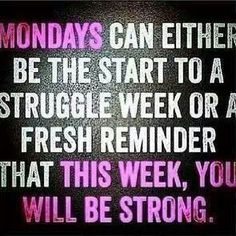 I will get back on track today! No more messing around!