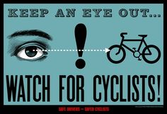 Slow down and keep at least 3 feet away when passing cyclist. Get trained! Toll-free 844-900-SAFE (7233) or www.safetytrainingpros.com 'Like' us on Facebook at https://www.facebook.com/SafetyTrainingPros