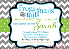 Frog prince baby shower invitation frogs babies and prince themed frog prince baby shower invitation frogs babies and prince themed baby shower filmwisefo