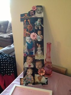 """Photo 14 of 24: Pink Ladybugs / Birthday """"Keira's First Birthday Party""""   Catch My Party"""