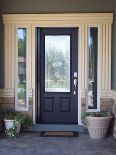 front doors | New Front Door Design for Elegant House Construction