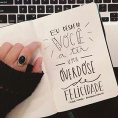 Eu quero ver você se TRANSBORDAR. #Supercombo ♥