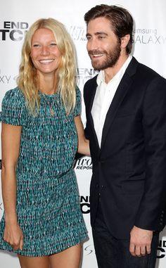 Jake Gyllenhaal from Gwyneth Paltrow's Famous Friends | E! Online