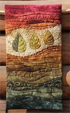 Autumn Leaves Wall Hanging Kit
