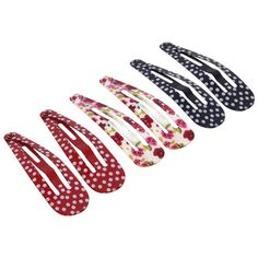 3 Pairs Girls Hair Clips, Accessories For Kids, Girls and Boys