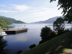 Loch Ness, Fort Augustus, Caledonian Canal, Scotland