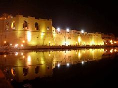 The Red Castle, Tripoli, Libya.