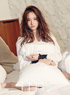 Krystal f(x) Elle Magazine - Stunning