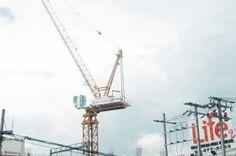 DQ10 Luffing Crane