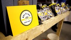 Welcome to Matchstic | A Brand Identity House :: Beltline Bike Shop