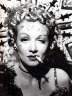 "Marlene Dietrich, ""Destry Rides Again"", 1939 - #cinema #photography #actress #people"