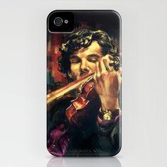 $35 iPhone case - #sherlock #benedictcumberbatch #sexay