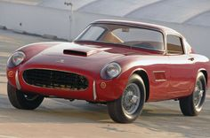 """coolerthanbefore: """" Carroll Shelby always aspired to cross the pulchritude of nimble, European sports cars with the straight line power and muscle of American hot rods. So, in 1959 Shelby bought. Luxury Sports Cars, Cool Sports Cars, Bmw Z3, Lamborghini, Ferrari, Vintage Race Car, Automotive Design, Chevrolet Corvette, Skagen"""